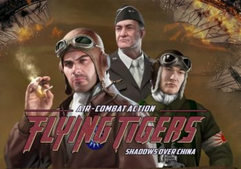 Análisis de Flying Tigers: Shadows over China